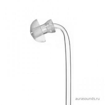 Вкладыш ушной для слухового аппарата №4, комплект 5 штук.