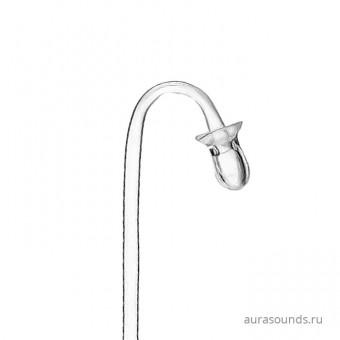 Вкладыш Aurica с подавлением обратной связи (оливка прозрачная) №1 , комплект 5 штук.
