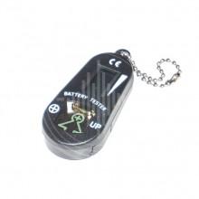 Брелок-тестер батареек Soundlink с LCD дисплеем