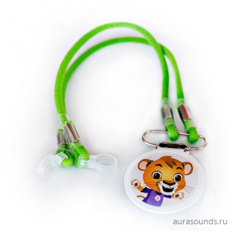 Phonak Leo клипса фиксатор для слуховых аппаратов