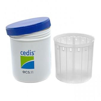 Контейнер Cedis EC5.11 для очистки ушных вкладышей и берушей